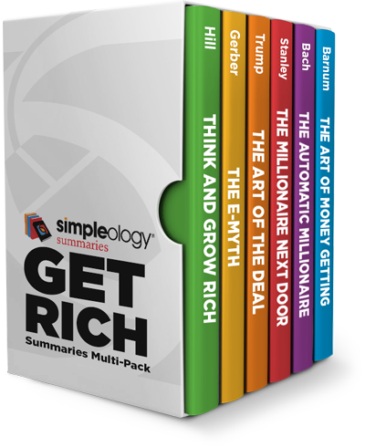 The Get Rich Summary Multi-Pack