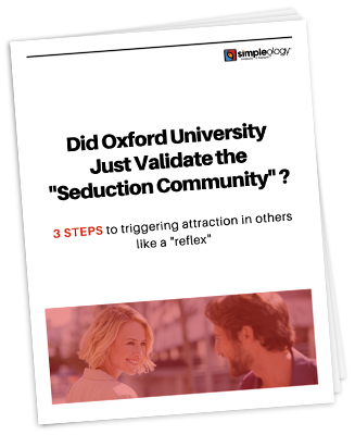 """a new free report from Simpleology - Did Oxford University Just Validate the """"Seduction Community""""?"""